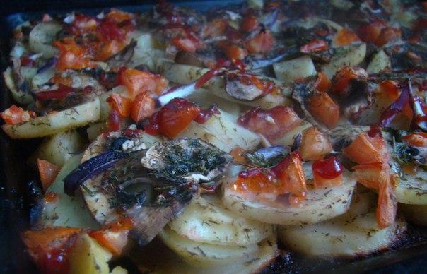 «Морской картофель»