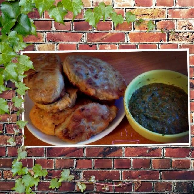 Пирожки с капустой и соевым фаршем