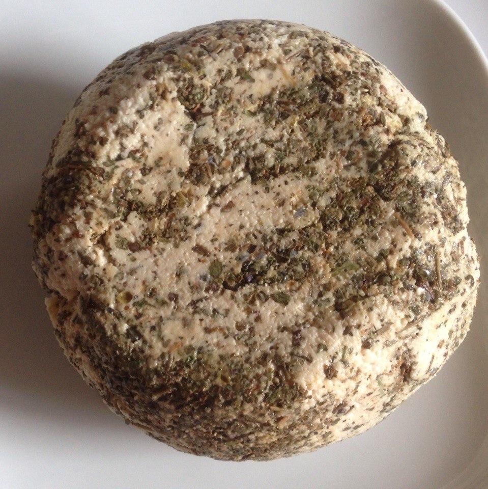 Веганский ореховый сыр + реджувелак