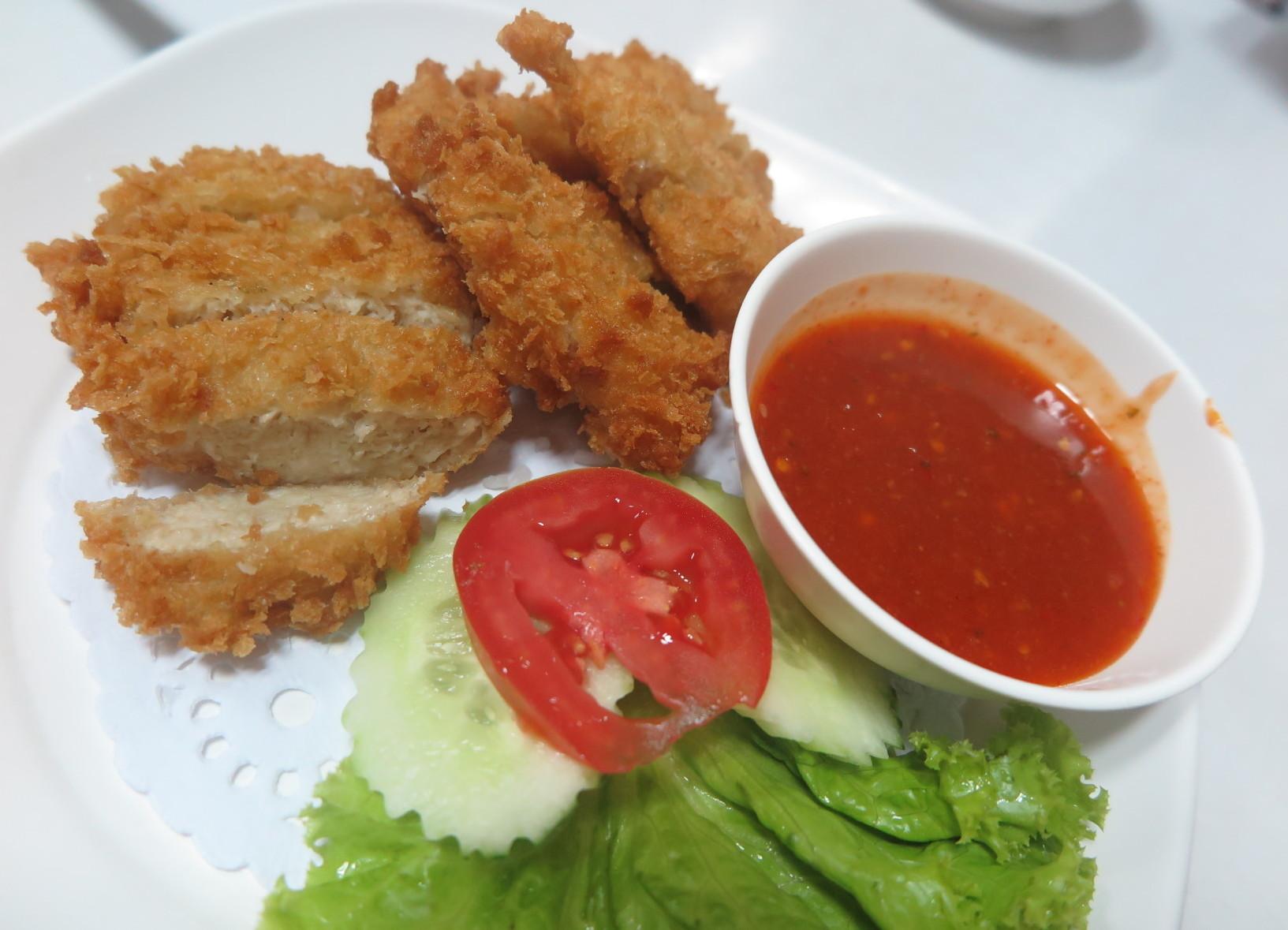 Suki Jeh Ru Yi — лучшее вегетарианское кафе в Бангкоке