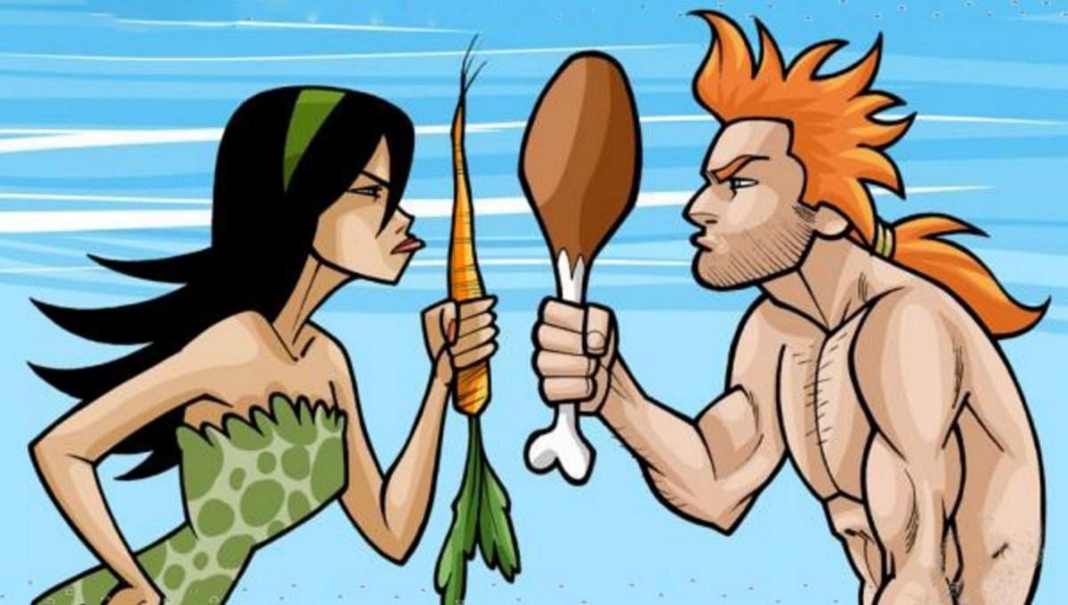 Отношение к вегетарианству и веганству или явление «Сам ешь свою траву!»
