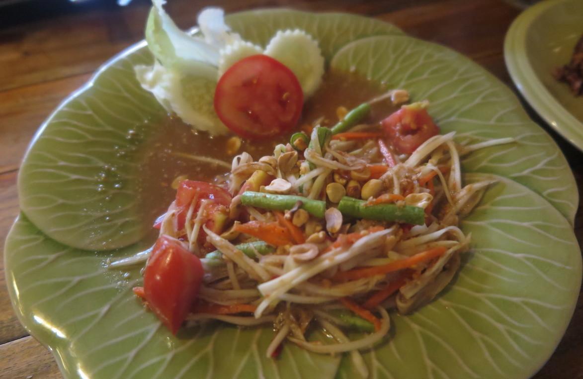 Вегетарианское кафе Juicy 4U,  Чиангмай