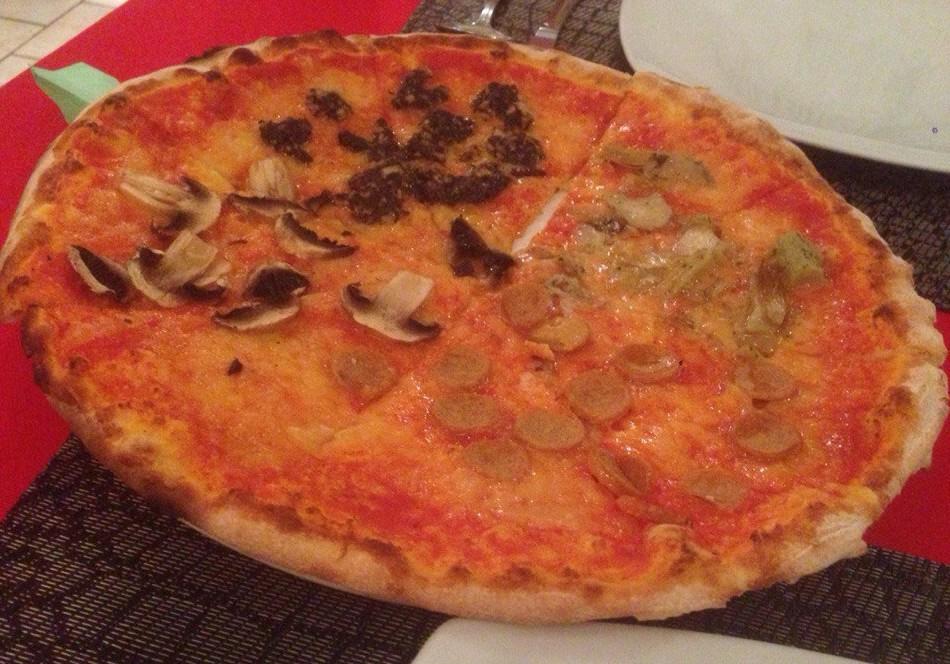 Вегетарианский итальянский ресторан Govinda в Бангкоке